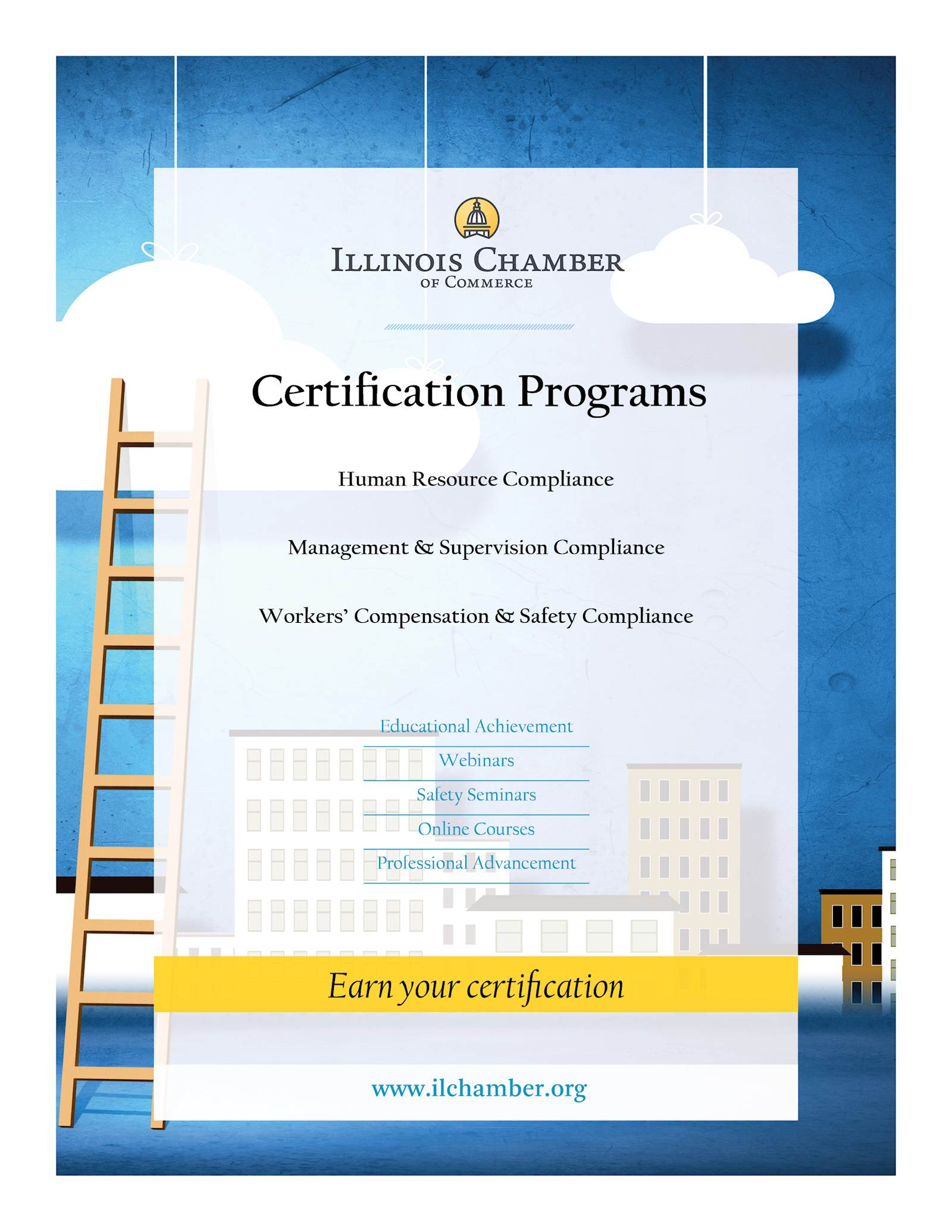 Illinois Chambers Compliance Certification Program