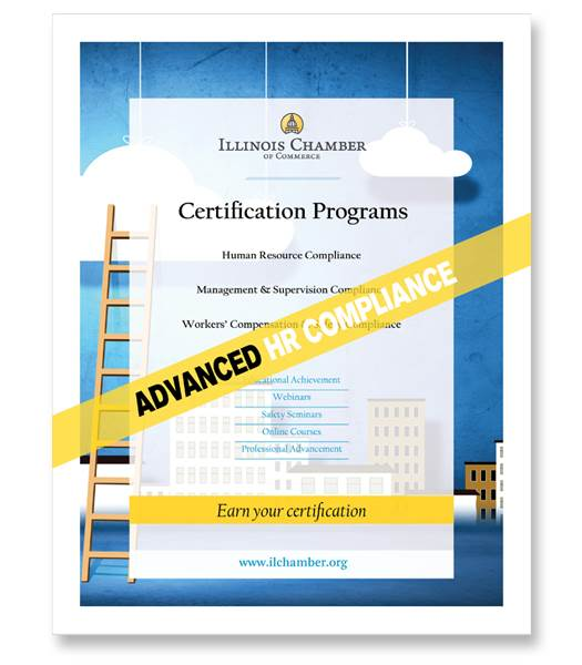 Advanced Hr Compliance Certificate Registration 72 Credits Il